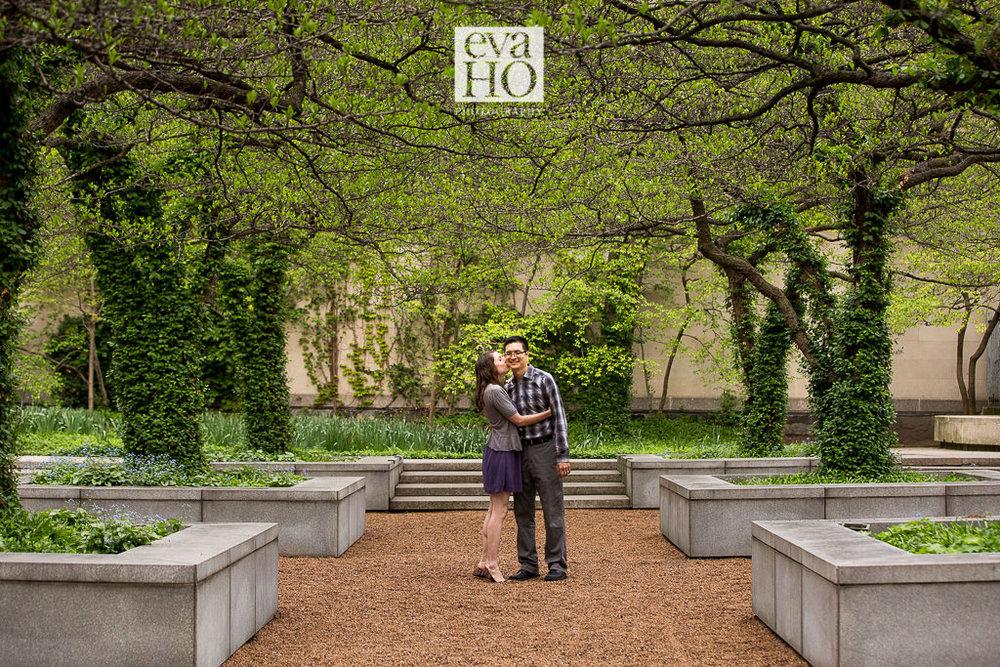 Art Institute of Chicago Snuggle Session