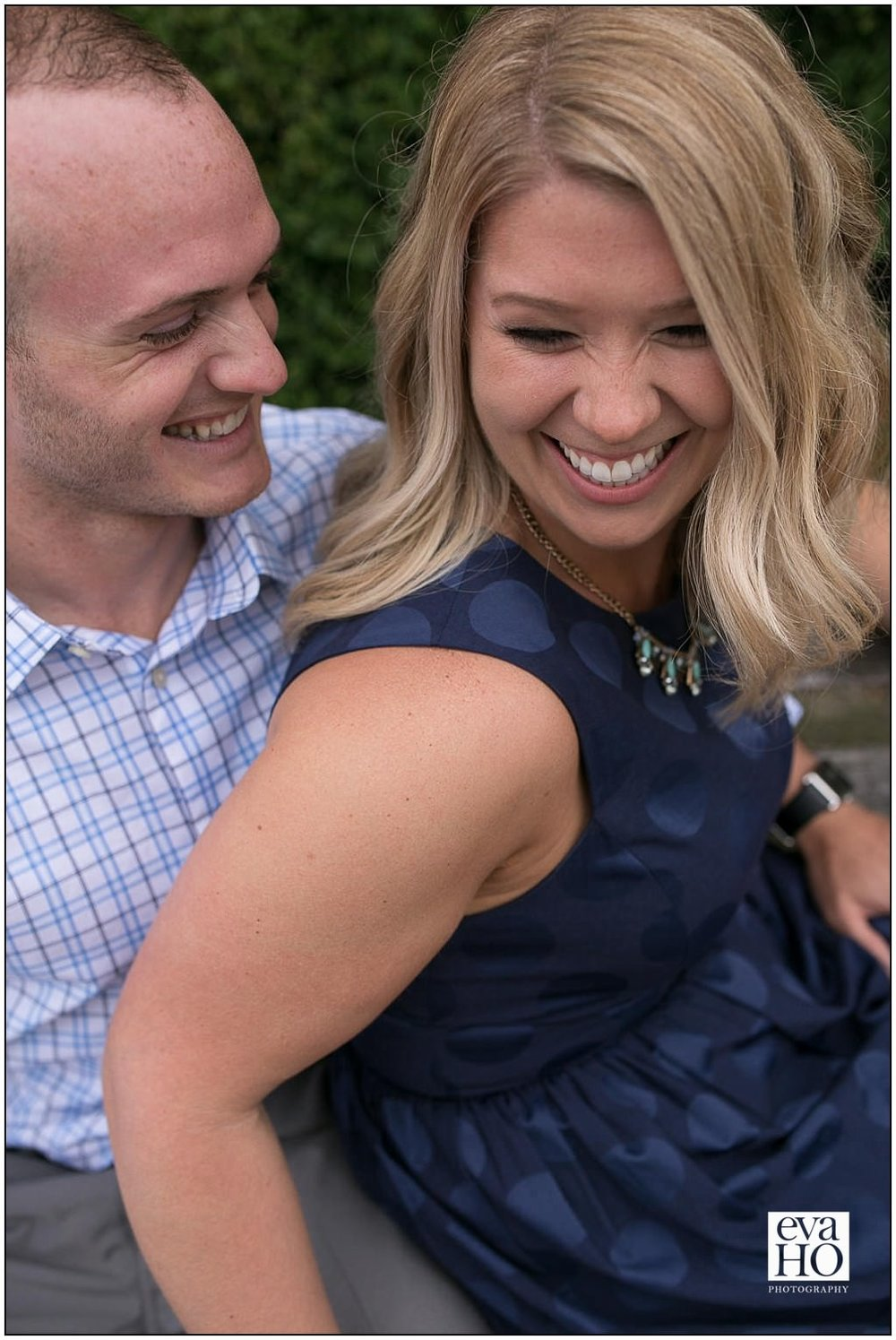 Lincoln Park South Pond Engagement Session with Colleen and Kevin