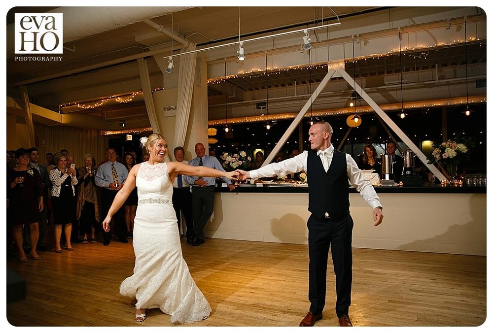 Greenhouse Loft First Dance