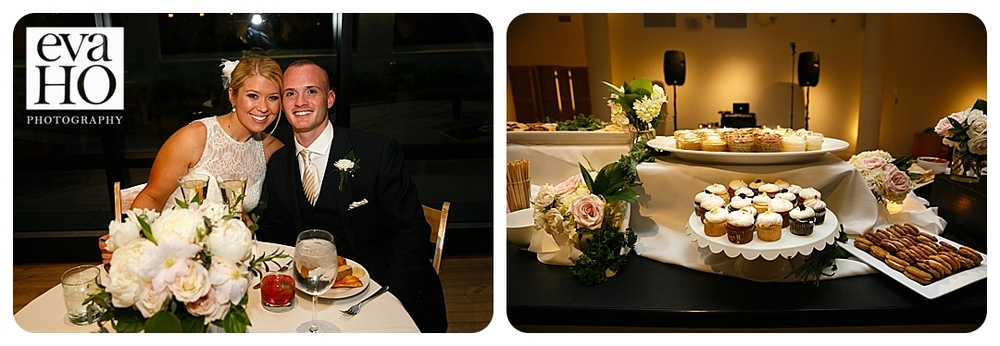 Greenhouse Loft Dinner Reception