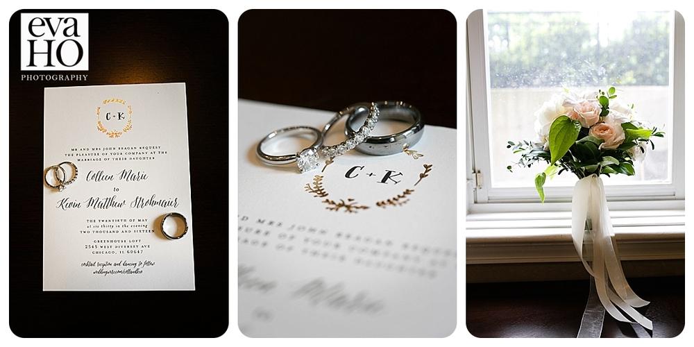 Greenhouse Loft Wedding Details