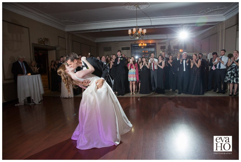 The First Dance at Salvatore