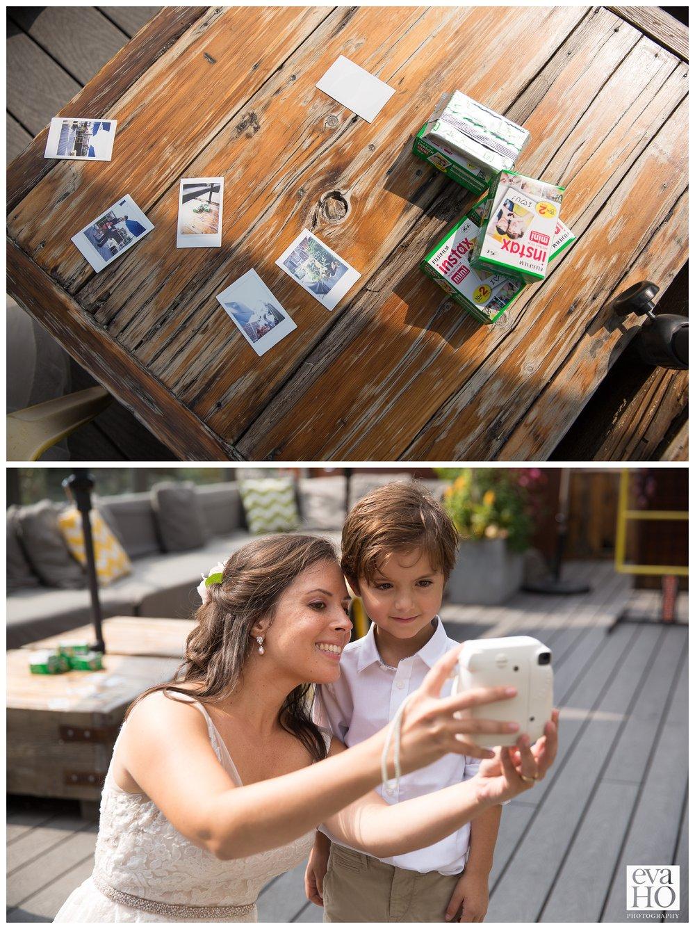 Fun Polaroid shots!