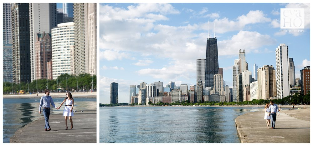 Chicago is always my favorite backdrop!