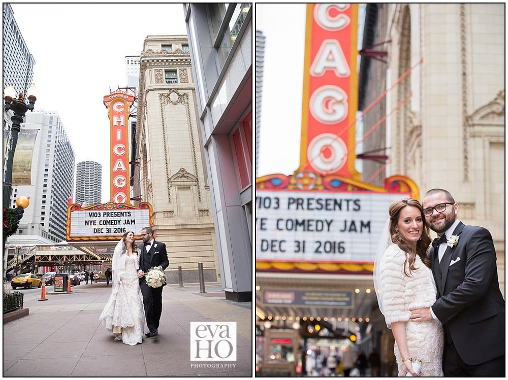 Chicago is the best place to call home! And the best place for a wedding!!!