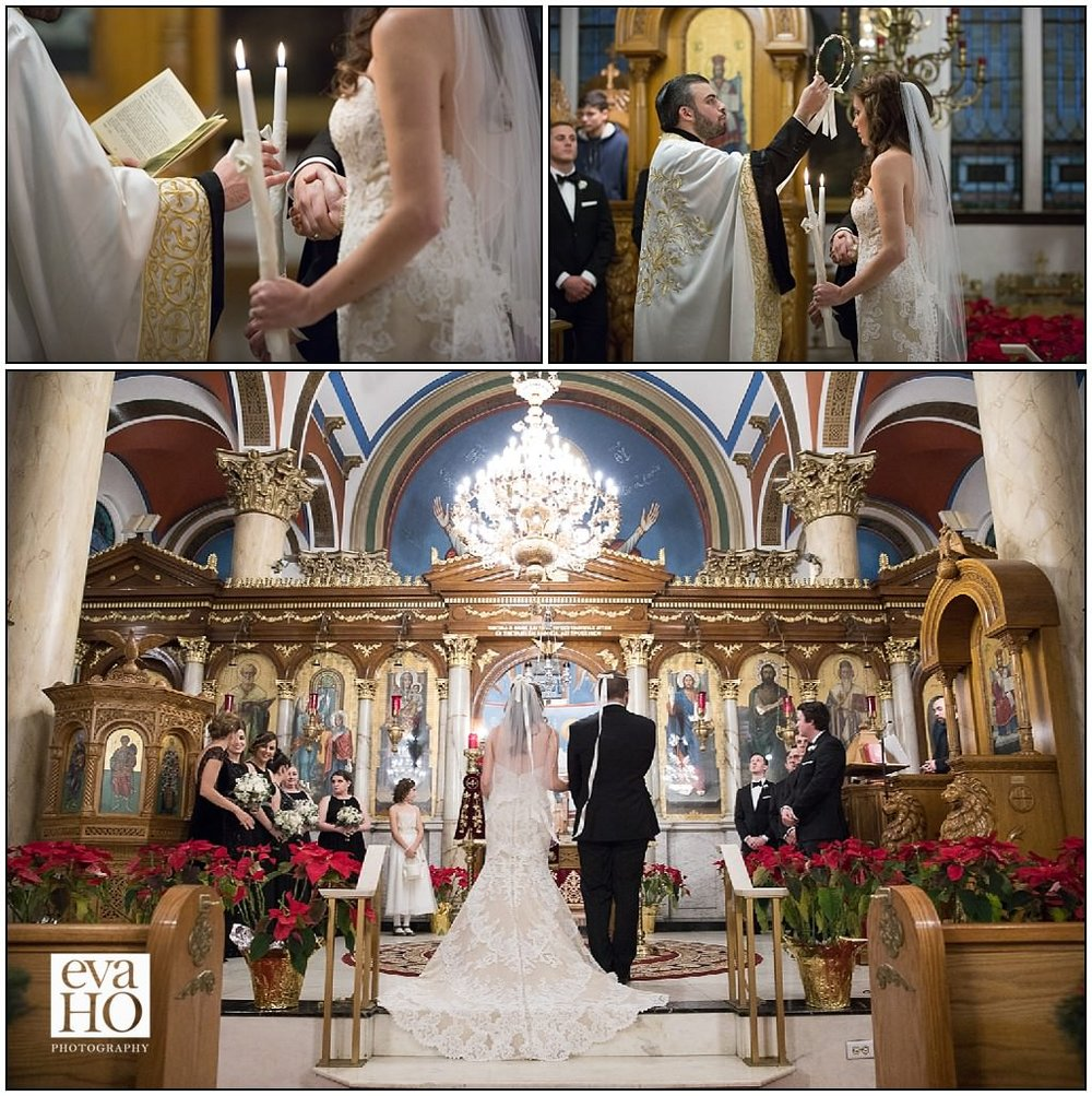 Tradition runs deep in a Greek Orthodox ceremony. It was beautiful to see how much both the bride and groom appreciated the meaning of the day.