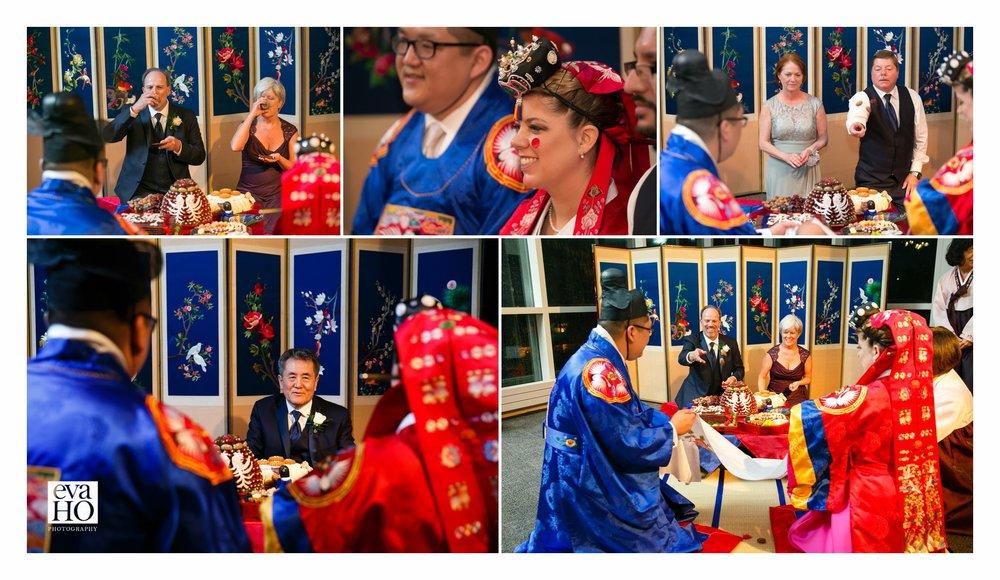 Peggy Notebaert Nature Museum Korean Heritage Wedding