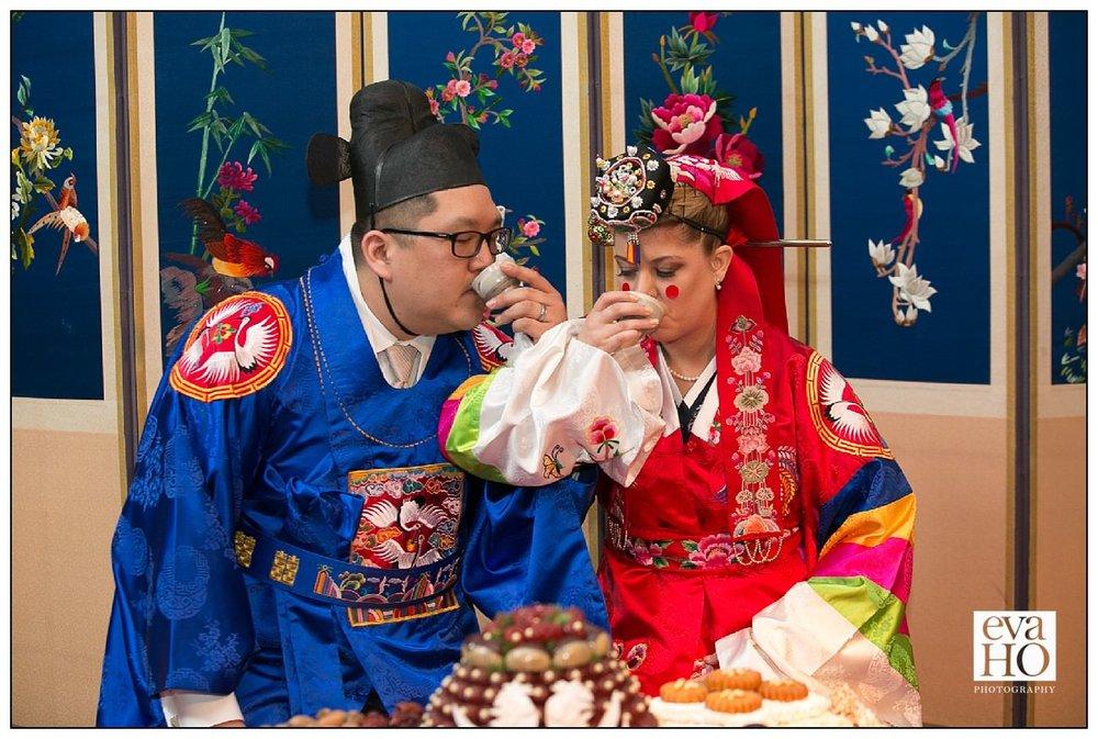 Peggy Notebaert Museum Korean Wedding Ceremony