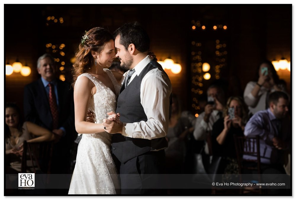 The first dance as husband and wife! Again there was so much emotion in the entire room. I loved every second of it.