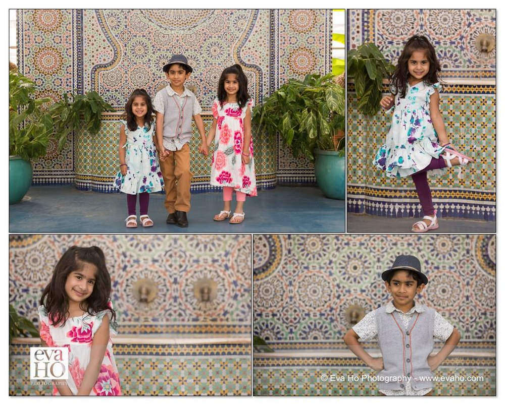 7-year-old Evan, 5-year-old Naomi, and 3-year-old Eliza are the heart of this lively family.