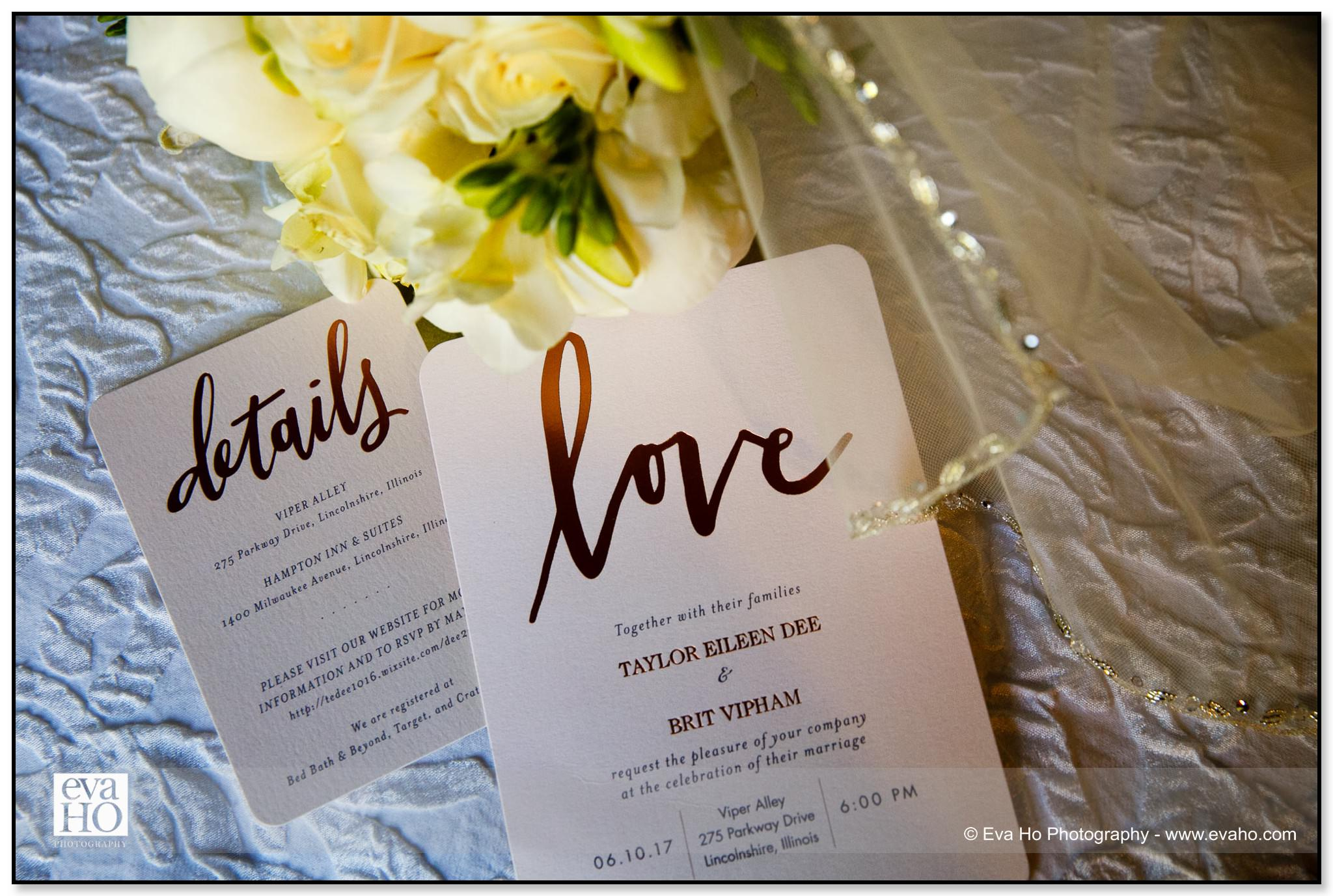 Lincolnshire Wedding Invitation