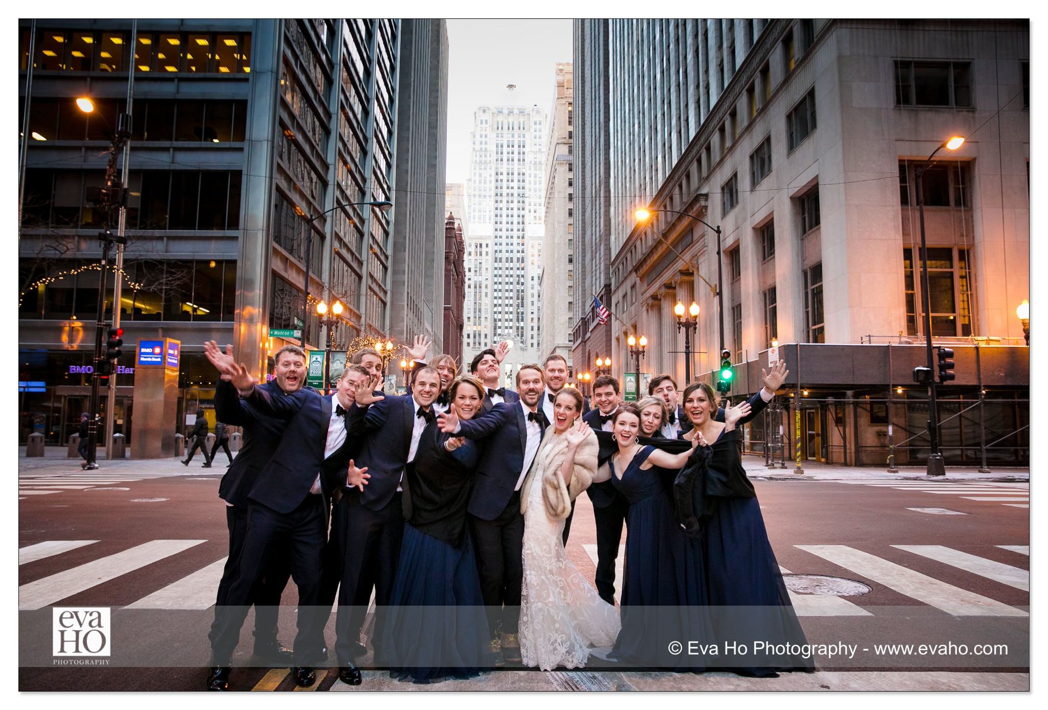 Bridal Party in chicago