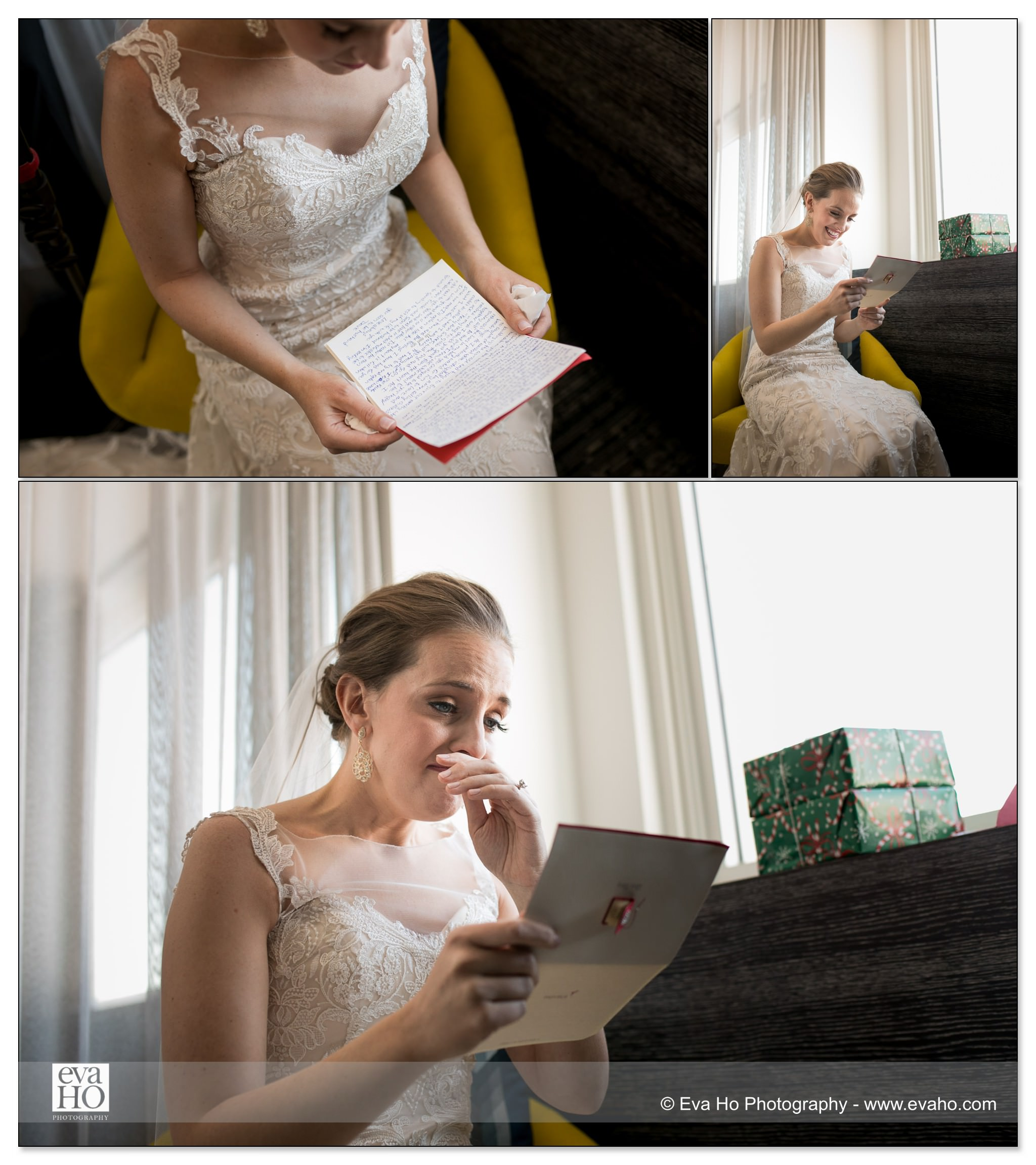 Letter to a bride