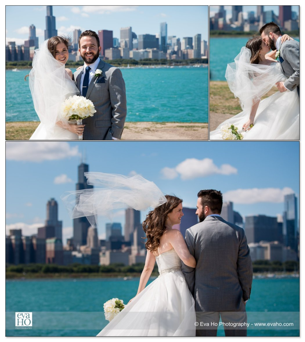 Museum Campus Wedding