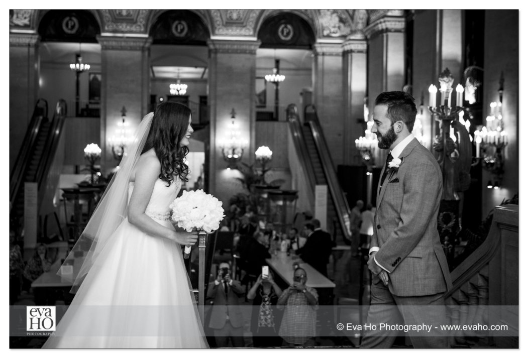 Jewish Chicago wedding