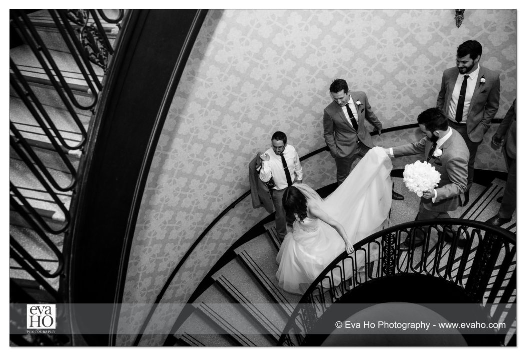 Photojournalist wedding portraits