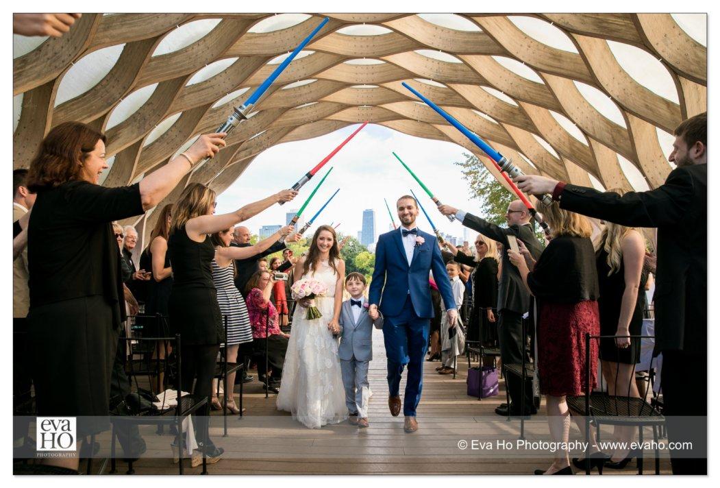 Starwars Wedding