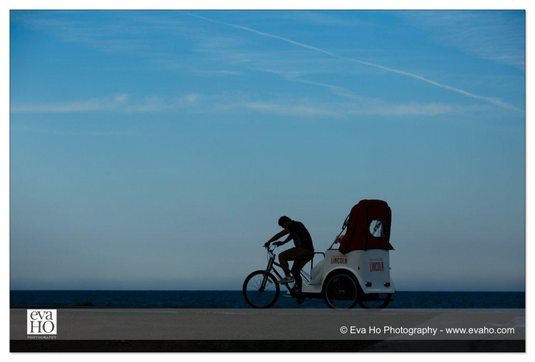 Bike Carriage ride