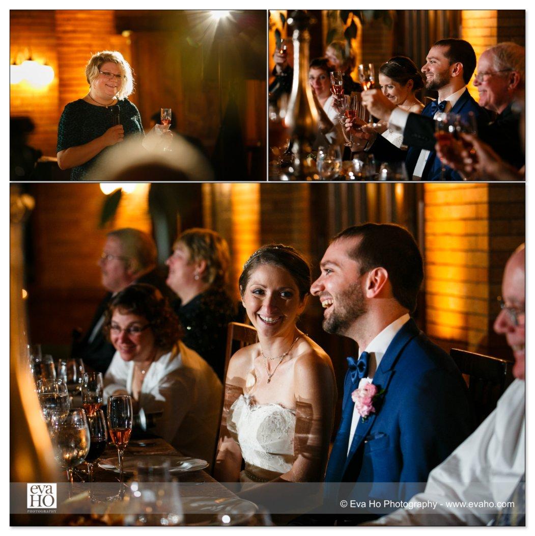 Cafe Brauer Wedding Reception