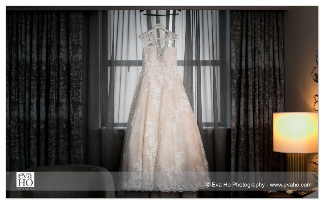 Chicago wedding gown