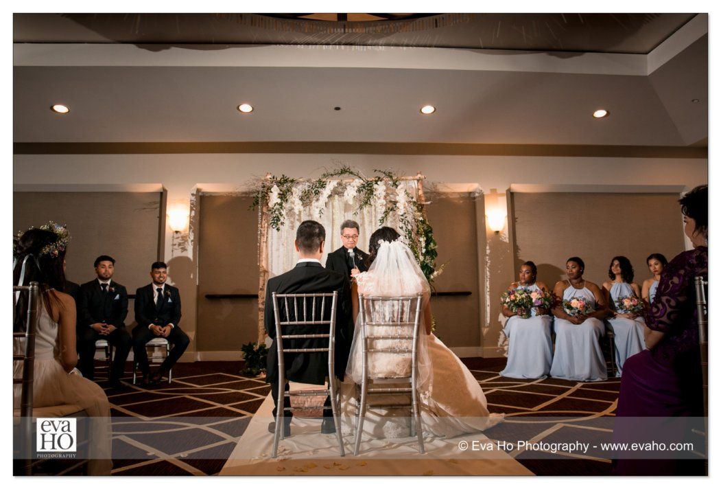 Hotel Wedding Ceremony